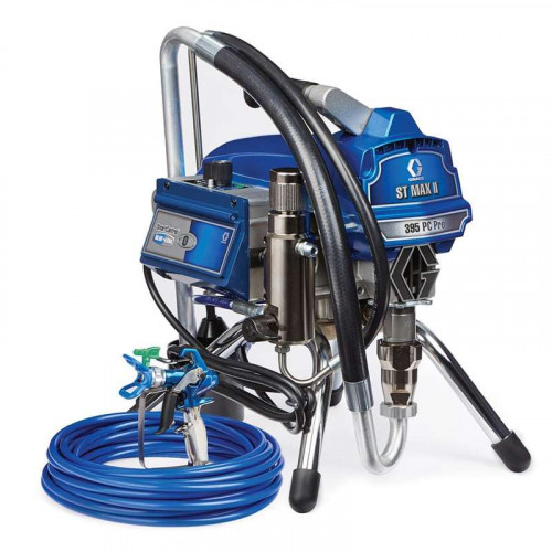 AIRLESS GRACO ST MAX II 395 PC PRO