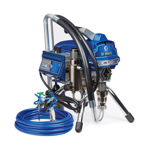 AIRLESS GRACO ST MAX II 495 PC PRO