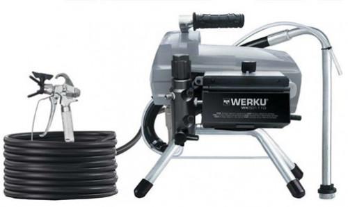 AIRLESS WERKU WK501110