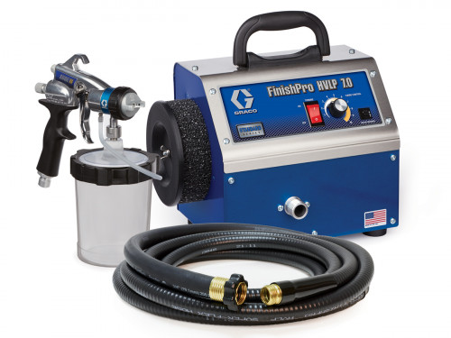 GRACO TURBINA HVLP TURBOFORCE II