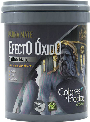 OSAKA EFECTO OXIDO PATINA MATE